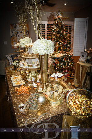 Going Gold Table Design